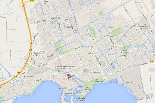 Locaties wijkenlopen Hoorn   Wijkenlopen Hoorn